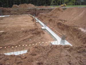 Concrete Foundations Polk County Wisconsin